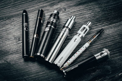 Toxic Metals Found in Vaporizer Cartridges
